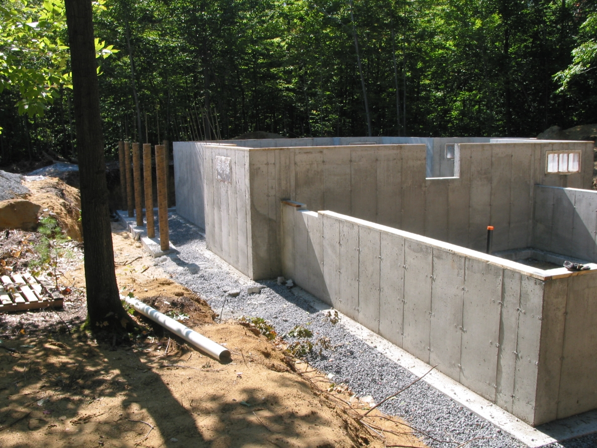 Home Inspection; Foundation